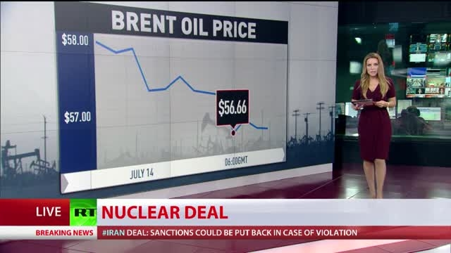 با توافق هسته ای ایران رقیب روسیه درصادرات انرژی نفت شد