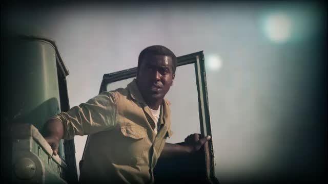 كلیپ «در محاصره» با صدای «محمد معتمدی»