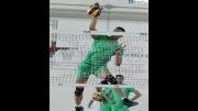 اولین تمرین والیبال ایران در فلورانس