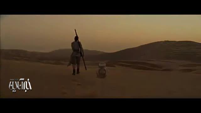 """سایت آوای ایرانیان: جدیدترین تریلر فیلم """"جنگ ستارگان"""""""