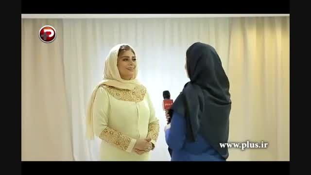 پشت صحنه عکاسی تیپ جدید ستاره زن سینمای ایران
