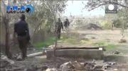 دفع حمله داعش به فرودگاه دیرالزور توسط ارتش سوریه