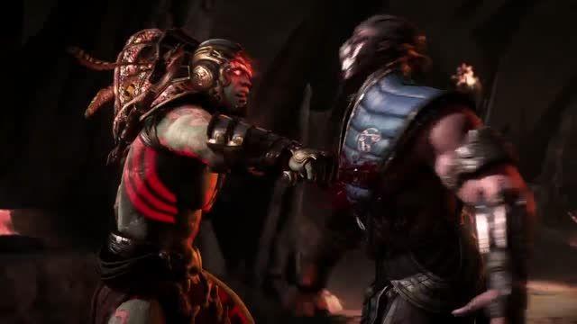 فیتالیتی Kotal Kahn در Mortal Kombat X