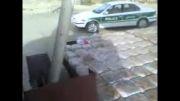 دستگیری افراد تبهکار مواد مخدر توسط ماموران انتظامی