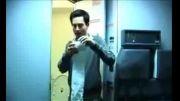 آزمایش دستمال توالت هواپیما!!!