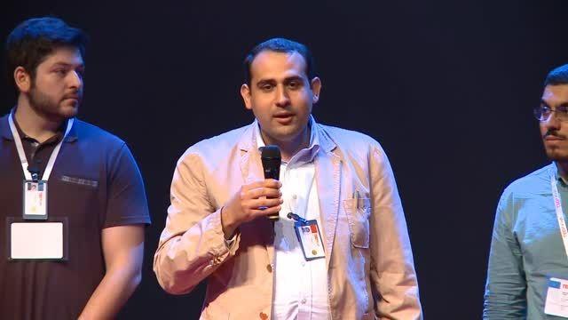 آبانگاه (Abangah) برنده جایزه تدکس کیش ۲۰۱۵