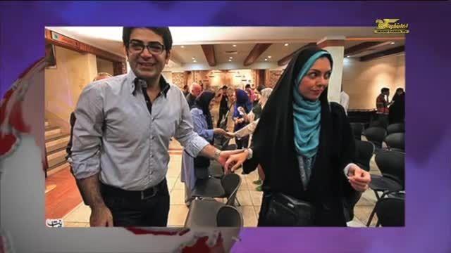 افشاگری آزاده نامداری علیه فرزاد حسنی