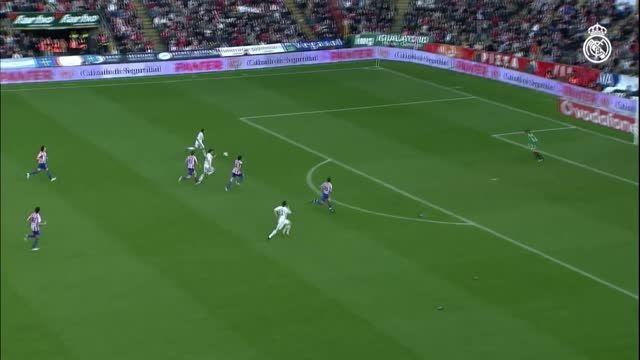 اولین گل مارسلو در رئال مادرید