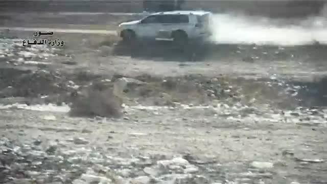 عملیات های انتحاری داعش و نبرد در اطراف بیجی