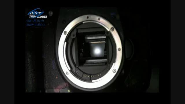 در داخل دوربین چه می گذرد