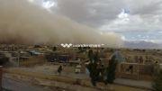 طوفان شن در استان یزد Sandstorms in Yazd