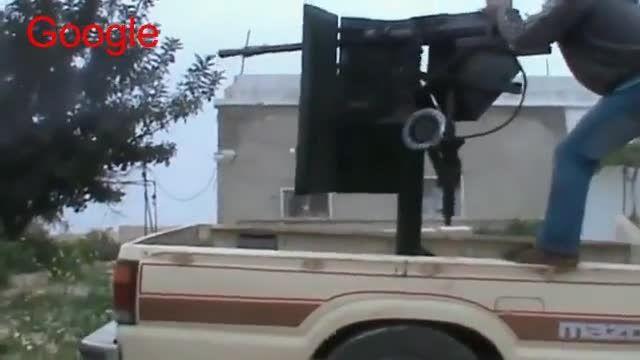 هدف قرار گرفتن تیرانداز توسط Sniper