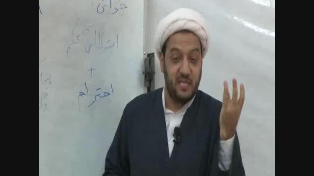 حجةالاسلام هادی؛ دعوت به نماِ افراد بالای ۴۰ سال