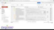 چگونه زبان جیمیل (Gmail) را فارسی کنیم؟