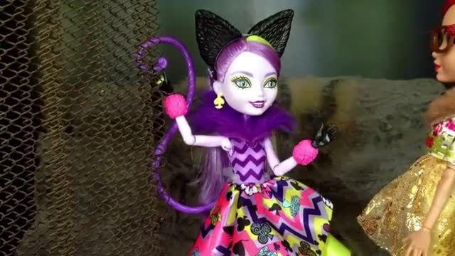 یه ویدیوی عروسکی با عروسک ناز کیتی تقدیم به کیتی جون!!!