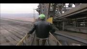 بزرگترین سازه ماشینی ساخت آلمان