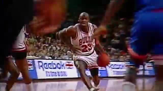 50 حرکت برتر و دیدنی مایکل جردن (اسطوره بسکتبال)