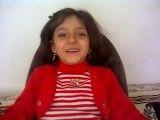 سبا ایمانی در حال مکالمه انگلیسی