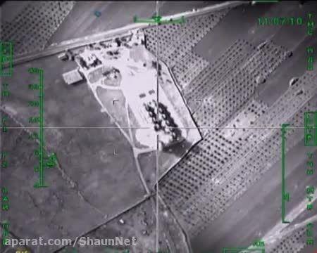بمباران هوایی سه مسیر اصلی قاچاق نفت داعش به ترکیه