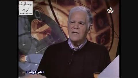 به یاد استاد احمد رسول زاده دوبلور تبریزی صدا و سیما