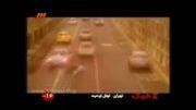 تصادفات در اتوبان های تهران