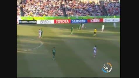 ویدیو:  کره جنوبی اولین فینالیست جام ملتهای آسیا