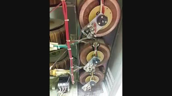 ترانس سارا - محافظ ترانس یخچال - نوسان برق 02133993112