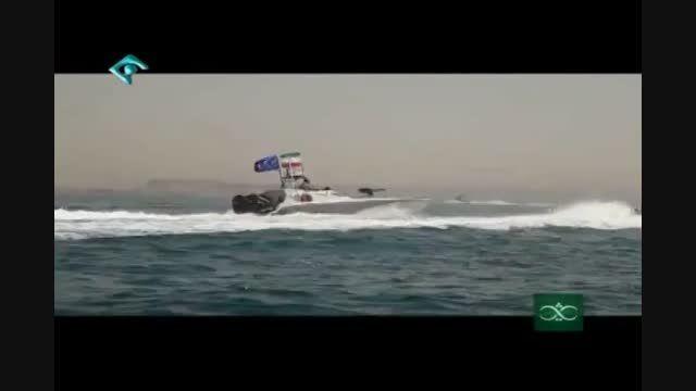 تندرو ترین قایق نظامی و تهاجمی ایران