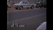 مراسم تشییع جنازه شیخ شهید ضیایی رحمه الله علیه(١)