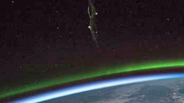 رویت سفینه فضایی بزرگ و ترسناک توسط ناسا در نزدیکی زمین