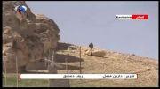 گزارش تصویری العالم از داخل شهری مهم در سوریه
