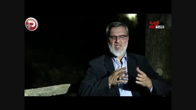 محمد رویانیان چوب رفاقت با احمدی نژاد را خوردم!