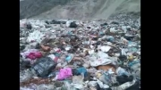 بحران زباله آمل
