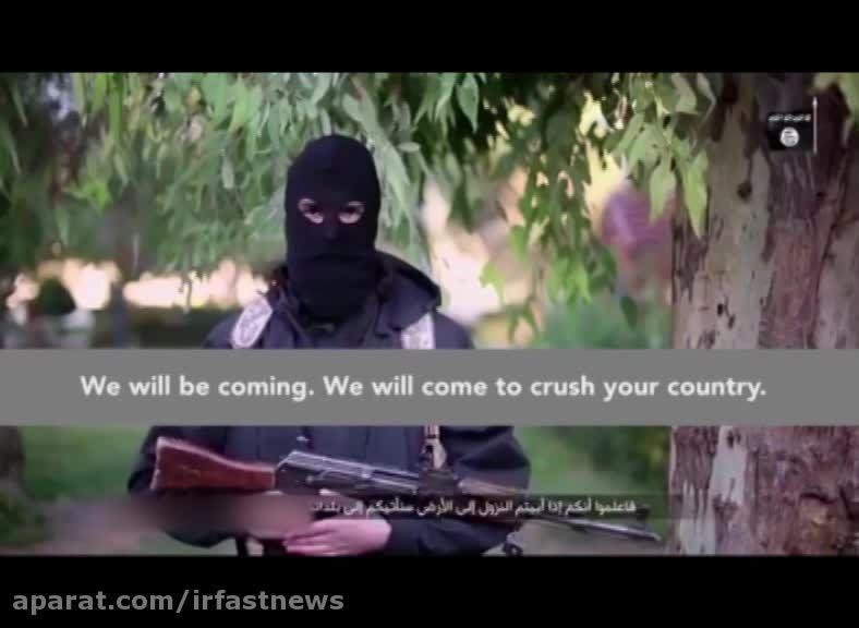هشدار داعش به اولاند: ما باز می گردیم  ......