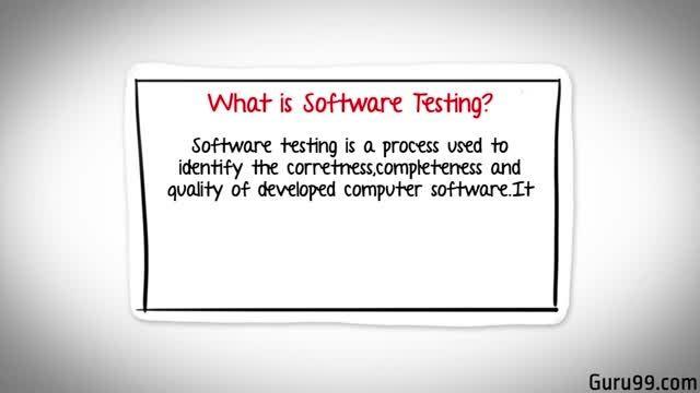 چرا آزمون نرم افزار اهمیت دارد .