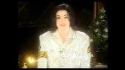 پیام تبریک کریسمس مایکل جکسون سال 2002