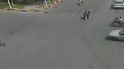 تصادفات رانندگی درون شهری در یزد