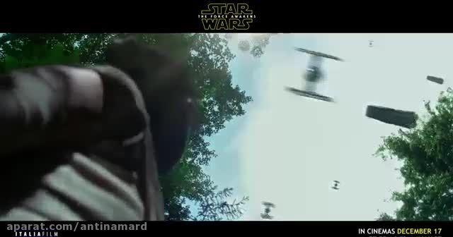 تریلرفیلم جنگ ستارگان (Star War)
