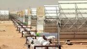 بزرگترین نیروگاه خورشیدی جهان در امارات Gadgetnews.ir