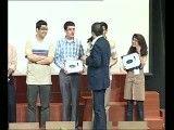 جواب کسری کلاهدوزان در مورد سوال رشیدپور در مراسم تجلیل از نخبگان در سالن همایش های صداوسیما