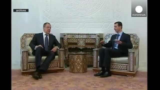 اوباما : استرتژیک روسیه در قبال سوریه محکوم به شکست است