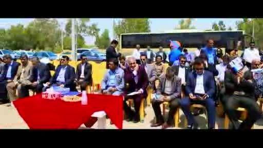مستندی از افتتاح پروژه های شهرداری در هفته دولت