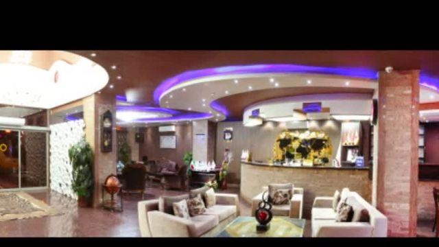 بهترین کلیپ از بهترین هتل در ارومیه پاریس ایران