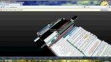 صفحات وب را بصورت سه بعدی