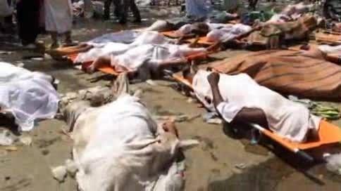حادثه منا_با قربانی شدن- زائران در عید قربان