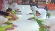 کار عملی کودکان پیش دبستانی