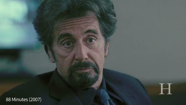 چهل و سه سال بازیگری ال پاچینو در 90ثانیه