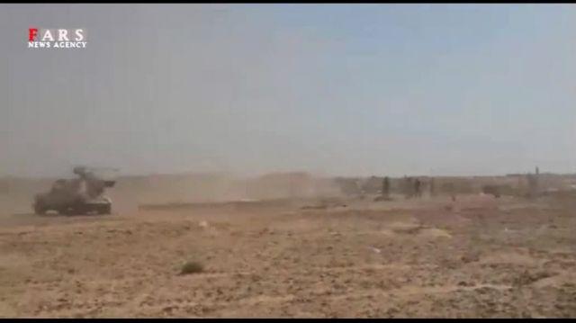 عملیات عاشورا در جرف الصخر کمر داعش را شکست