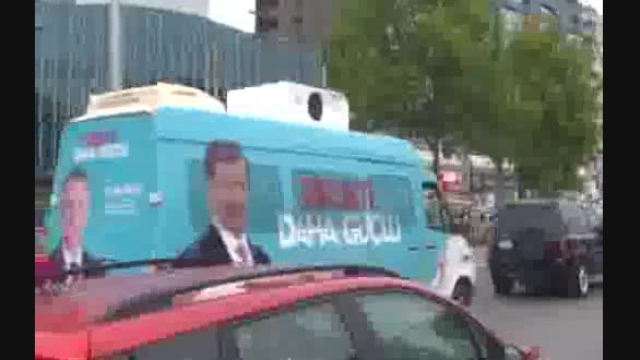 آغاز انتخابات مجلس ملی در ترکیه