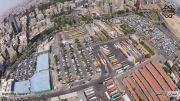شهروند بیهقی میدان آرژانتین از نمای بالا(تصاویر هوایی)